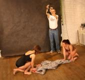 Mike Sprite - Shooting gymnasts in Kiev