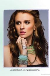 Krista Reischl - Herlife Magazine May 2013