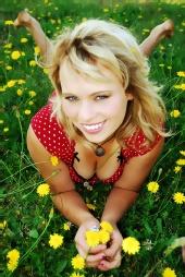 Focused Outdoors - Smile in Dandelions