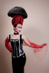 ChauLePhotography - Gothic Bride