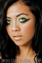 Divine Grace Imaging - Gerri - Makeup (DGI Makeup Artistry)