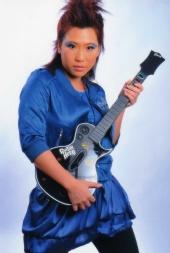 Angeline Chan - Fashion Soft Punk Look