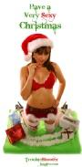 Nadine Rust - Sexy Santa