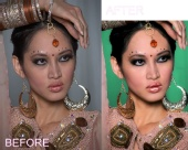 Retouching by Robin