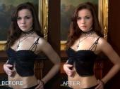 Retouching by Robin - Model:  Jenna