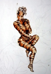 Norman - Tigerwoman (unfinished)
