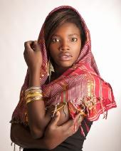 Sourcelight Photography - Ugandan Girl