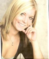 Kaitlynn Zimmerer - senior pic