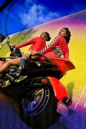 Houseofclem - Bike shoot