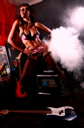 Dorothy Peterson - Rocking smoke