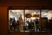 "Enlightened Photographer - Human Statue ""live"" exhibition"