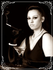 Zoe Rebecca aka Saphire Dixon - audrey hepburn shoot