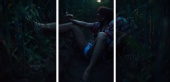 Tom Spianti - Yiting - Twilight field triptych
