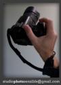 StudioPhotoSensible - Autoportrait de ma main