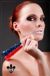 Lisa Michelle Dixon - Red White & Blue