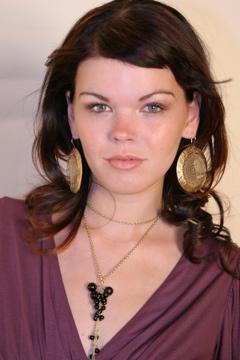 Sadie De Kay - Shoot w/t local jewelry