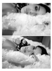 Hello Dirty - Photo Kat Day, Model Krystal Morales