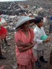 Ken Butler - Landfill scavenger