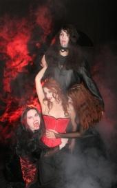 the devious monkey photography - The Evil Brides