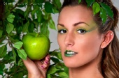 Flavio X. Martins - Green Apple
