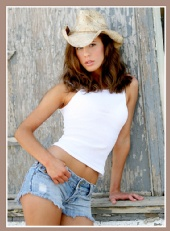 Dixon Photography - I just want to be a cowgirl!