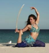 "Yamina ""Soreya"" - Seagull and sword"