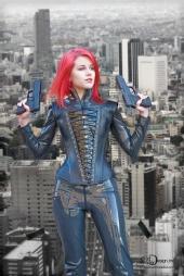 Brad Meador Design - Fiery Defender. Sarah Wiley MM# 863965