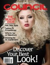 COUNCIL MAGAZINE - Council Magazine WINTER 2012 Cover