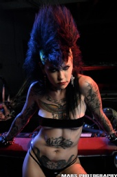Mars Images/Photography - Malice666 Metal Woman
