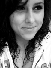 Arianna LeAnne - Blk and white Headshot