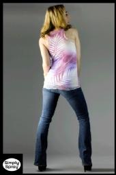 Amity Santa Lucia - Model Amity for Simply Spray clothing