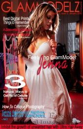 GlamModelz Magazine - Jenna