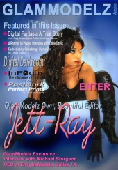 GlamModelz Magazine - Jett-Ray