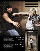 Rocket Science Studios - Fitness magazine