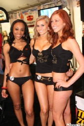 Carolina Boston/Bikini Nirvana, Inc - Bacardi Brand Ambassador Contest