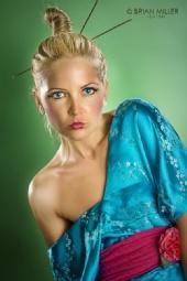 Photo DigiGraphics, ct Brian Miller - MUA and stylist Kristen Catullo