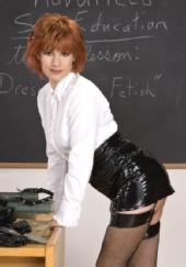 Calliste - Dressed for Fetish