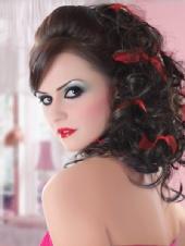 Karina - Make up shoot