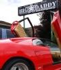 Big Daddy Photographic - The Red Lamborghini Diablo