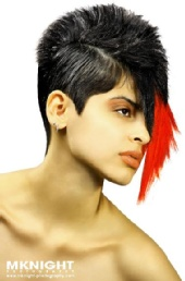 Michael Knight - Hair Style by Danni Johnson
