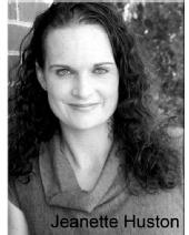 Jeanie Huston - Jeanette Huston