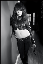 Ryan McNab - Model: Angelyne Gagnon