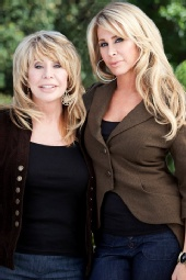 Nat m w - Mom and I in March 2011