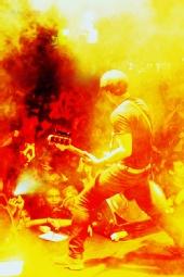 AgungYudha [Photography] - Red Hot Bass
