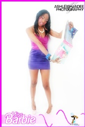 Yemi Shantelle Ola - Miss Barbie 2010