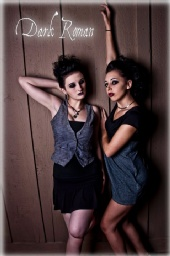 magen ansart - me and jaz. photo by dark roman