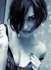 Tammy Rinaldi - femme fatale
