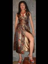 Aya Sam - Traditional Asian dress