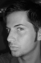Brandon Schultz - Head Shot B&W