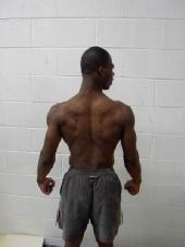 Super G - Back Stance